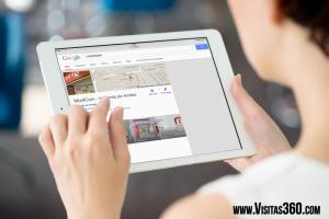 Diseño de páginas Web movilcom-ipad-visitas360