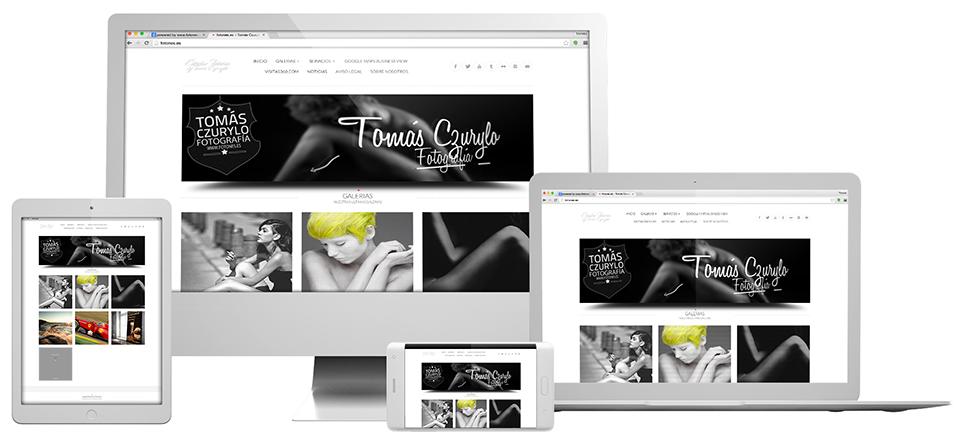 Diseño de páginas Web pantalla-03