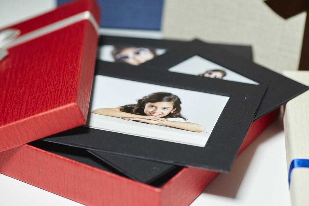 álbumes cajas Mat Box